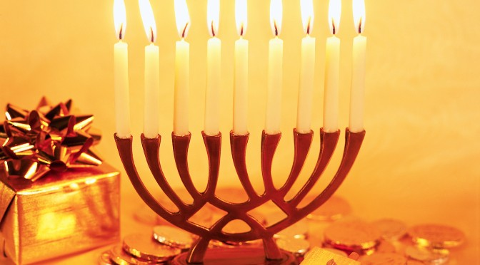 "The Gospel of Hanukkah: ""Does Its Message Burn Brightly in Your Life Today?"" (Part 1/2)"