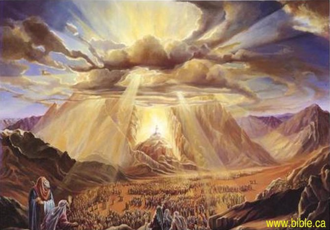 PROOF: The Sinai Covenant is NOT THE Relationship Covenant