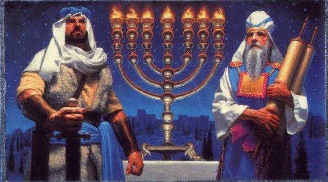 Hanukkah, the Feast of Dedication (Part 1/4): Its Prophecy & Fulfillment