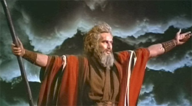 DID GOD CHANGE HIS MIND ABOUT HIS COMMANDMENTS?