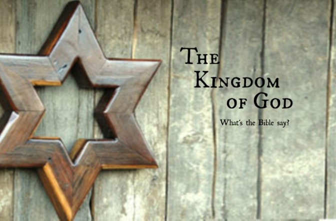 THE MAIN FOCUS OF THE GOSPEL IS THE KINGDOM – NOT THE CROSS