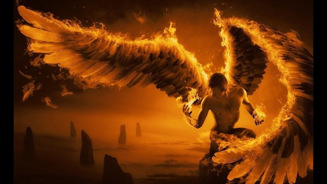 What is Satan – A Seraph, A Cherub, or an Angel?